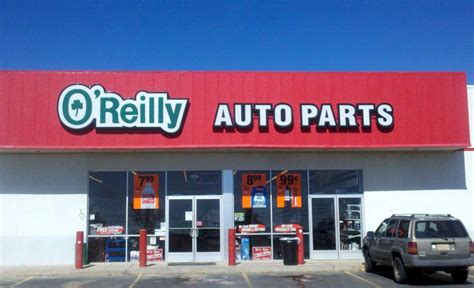 O Reilly Auto Parts Aktie by O Reilly Auto Parts Silver City New Mexico Nm