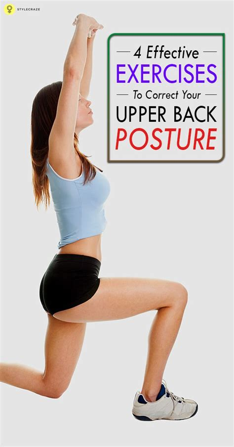 7 Tips For Improving Your Posture by 25 Best Ideas About Posture On Exercises
