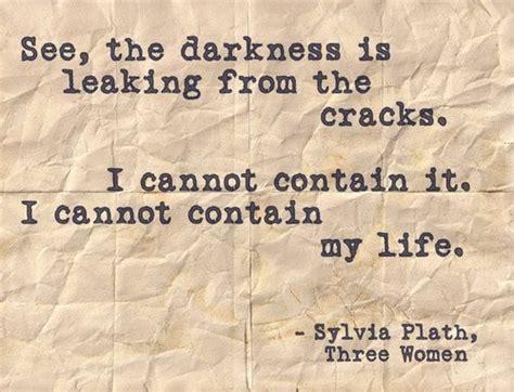Thabita Syari sylvia plath at peace and on