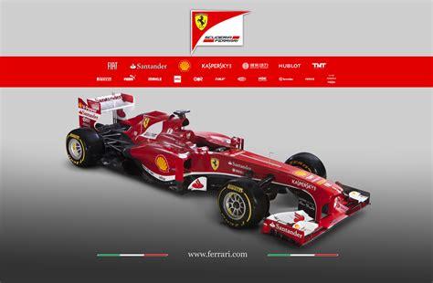 Ferrari F1 by F1 2013 Presentata La Nuova Ferrari F138 Di Alonso E Massa