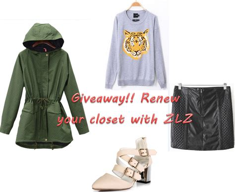 Free Clothes Giveaway Online - renew your wardrobre with free clothes autumn barcelona blogger free clothing