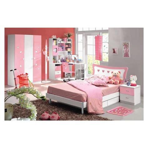 chambre complete enfant chambre enfant compl 232 te rosie land achat vente lit