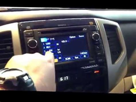 Toyota Entune Review Toyota Tacoma Add Install Lifier To Stock Entune Stereo