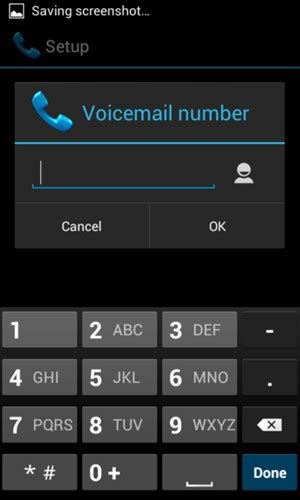 Phone Number Voicemail Lookup Access Voicemail Studio 5 0 Android 4 1 Device Guides