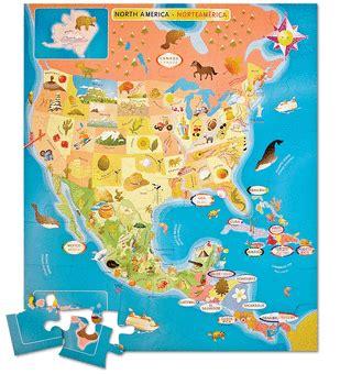 america map puzzle ingenio america map puzzle bilingual by