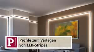 lichtleisten decke indirektes led licht yourled und duo und delta