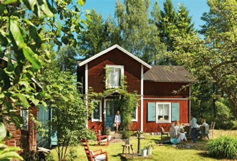 Schweden Gartenhaus Selber Bauen 3387 by Schwedisches Gartenhaus Mit M 228 Rchenhaftem Interieur Zum