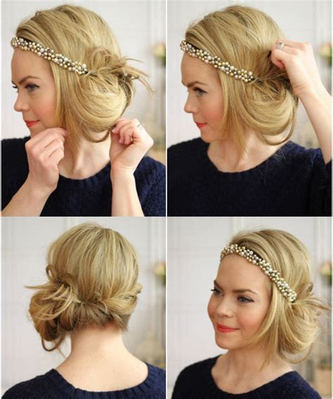 tuck in hairstyles prettiest tuck and cover prom hairstyles 2016 full dose