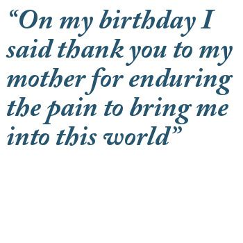 Birthday Quotes For My From My Birthday Quotes Quotesgram