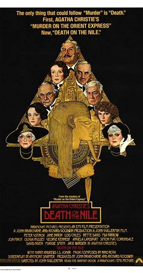 0007119321 death on the nile death on the nile 1978 imdb