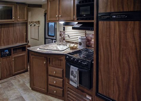 kz kitchen cabinet stone 2016 sportsmen s331bh travel trailer k z rv
