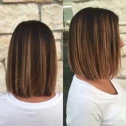 one length haircuts stunning one length bob haircuts