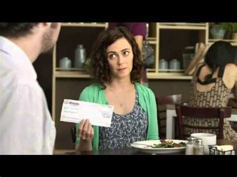 allstate commercial actress bonus check 17 best images about favorite commercials on pinterest