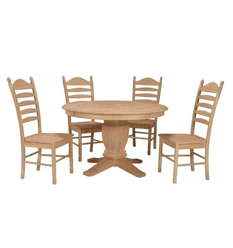 solid dining table wood  furniture anderson sc