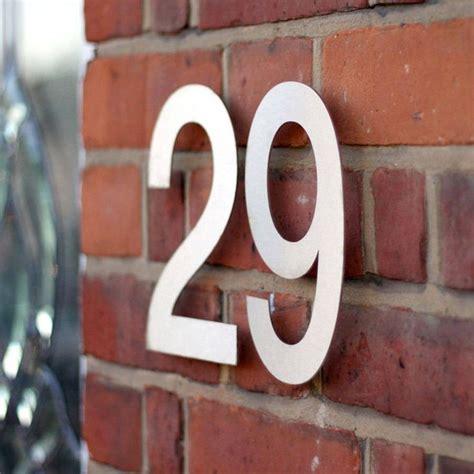 Front Door Numbers And Letters Best 20 Front Door Numbers Ideas On House Address Numbers Address Numbers And