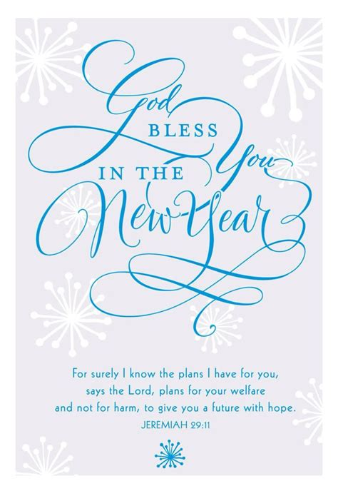 blessings in the new year quotes