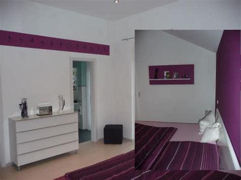 schlafzimmer wandgestaltung beispiele farbgestaltung wohnraum