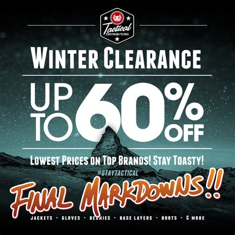 Valley Winter Sale Up To 60 by Td Winter Sale Up To 60 Tactical Mashup