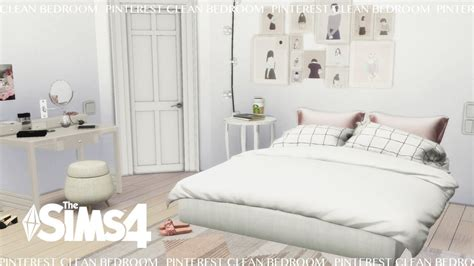 the sims 4 speed build move objects family home the sims 4 speed build pinterest clean bedroom youtube