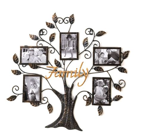 family tree picture frame wall decor wholesale at eastwind
