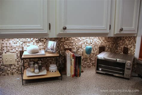 kitchen tile backsplash do it yourself artsy rule 174