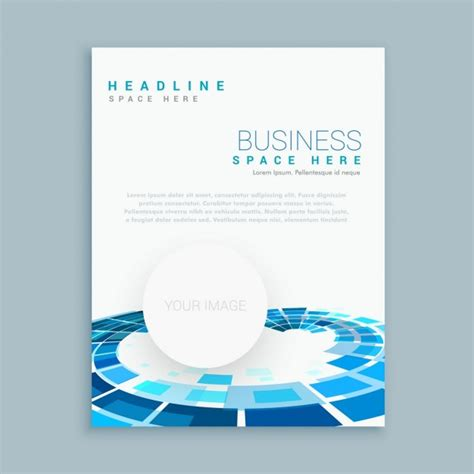 free vector brochure templates shapes brochure template vector free