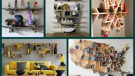 how to decorate shelves in the living room