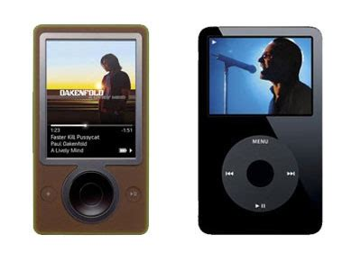 how does zune compare to ipod? | howstuffworks