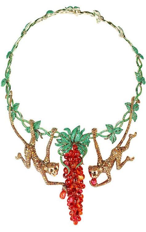 Chopard C 1905 chopard jewels en vogue monkey and world