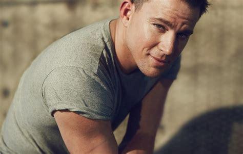 Channing Tatum 2 Iphone Dan Semua Hp обои norman jean roy взгляд ченнинг татум размытие актер футболка джинсы фото channing