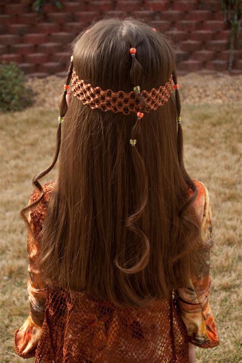 diy hippie hairstyles princess piggies hippie hair