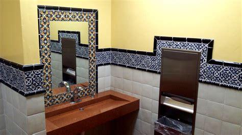 talavera bathroom classic 15 porcelain talavera tile latin accents
