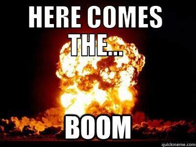 Boom Meme - boom quickmeme