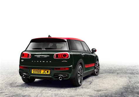 Mini Cooper Works Clubman 2016 Mini Clubman Cooper Works Will Look As As