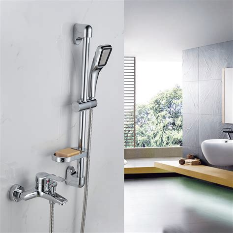 bathtub faucet and shower head modern bathroom tap tub shower faucet wall mount shower