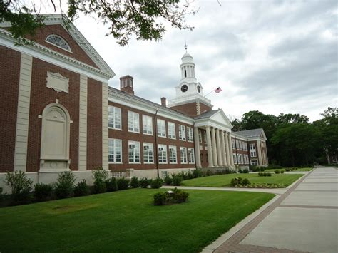 Mba Colleges In New Jersey by File The College Of New Jersey Tcnj 32 Jpg