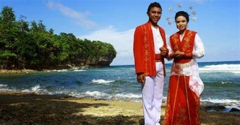 Baju Adat Maluku Modern baju adat maluku
