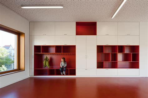 Interior Design School Berlin by Polygonale Geometrie Grundschule In Berlin Detail