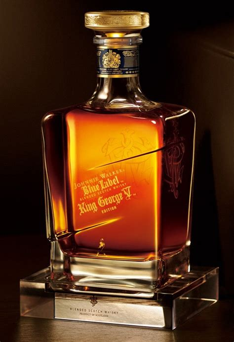 best johnnie walker whiskey johnny walker blue label king george v edition blended