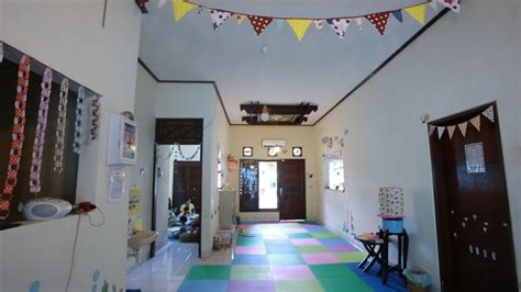 Blok Putu Wijaya home badak bali learning center playgroup di denpasar