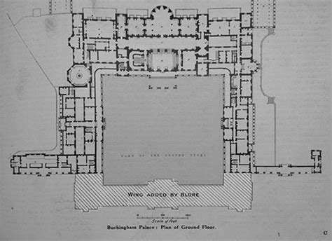 buckingham palace buckingham palace floor plans pinterest interiors