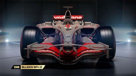 F One Auto by F1 2017 Classic Car Reveal Mclaren Uk