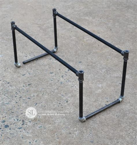 diy black pipe desk best 25 pipe ideas on pinterest pipe leg