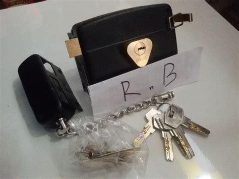 Kunci Pintu Otomatis Jual Kunci Otomatis Pintu Besi Cobra R N B