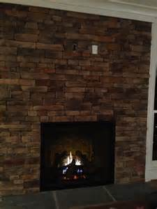 tv above fireplace without a mantle help