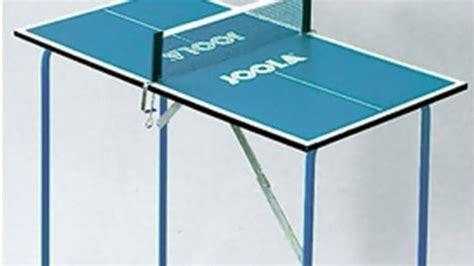 small ping pong table mini ping pong table by joola grandparents com