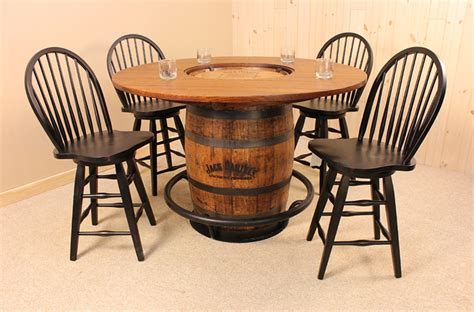whiskey barrel bench whiskey barrel set the wood carte real wood furniture