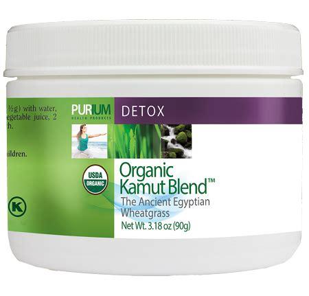 Organic Kamut Blend Detox by Organic Kamut Blend 90 G