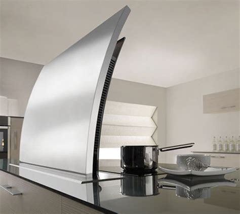 kitchen island downdraft extractor contemporary london 1000 images about extractor hood on pinterest extractor