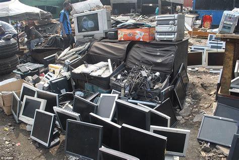 africas electronic graveyards   west dumps pcs